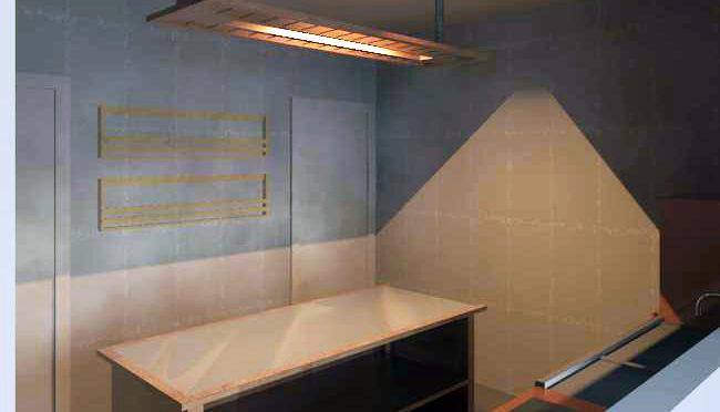 Mobiliário de cozinha Tok Stock